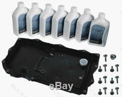 Véritable Zf Transmission Carter D'huile Kit De Changement 8hp75 8hp70 8hp50 8hp45 Bmw Jaguar