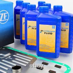 Zf 1058.298.046 Ölwechsel 7l Öl Für E39 E38 X5 Jaguar Automatikgetriebe 5hp24