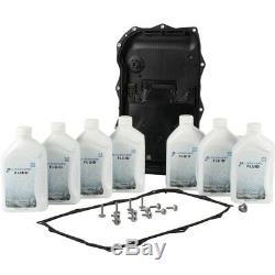 Zf Ölwechsel Satz Automatikgetriebe 8 Personnes Bmw Chrysler Jaguar Land Rover