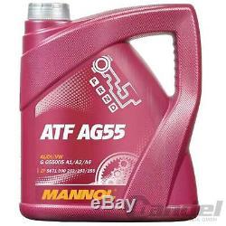 Zf Ölwechsel-satz Getriebeölwanne De Ag55 Öl Bmw 6hp19 6hp21 Automatik