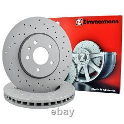 Zimmermann Sport Bremsscheiben 290227120